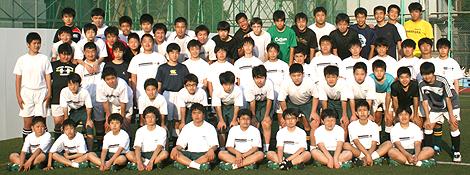 本郷中学ラグビー部